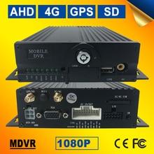 LSZ 4G/gps/G Датчик для автобуса Super AHD 1080P мобильный цифровой sd-видеорегистратор