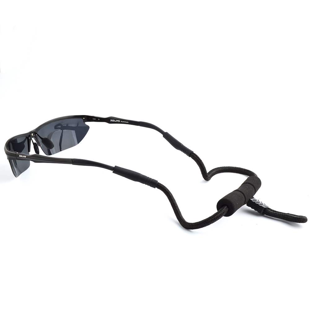 Image 5 - Wholesale 20pcs New Style Outdoor sport Glasses Floating Cords Sun Glasses Ski Snowboard Fishermen Boaters glasses head bandEyewear Accessories   -
