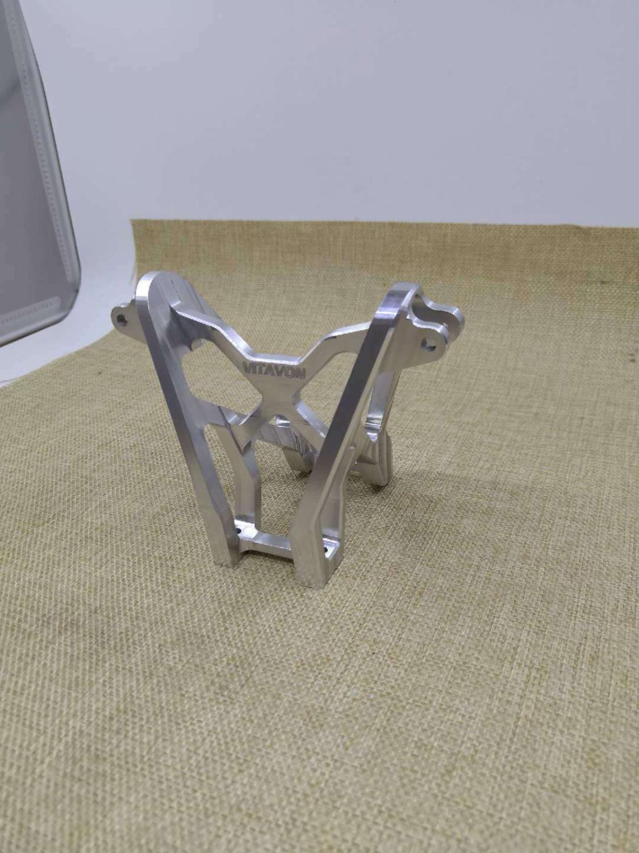 Aluminium Front Shock góra dla VITAVON części 1/6 Losi Super Rey rc samochodu w Części i akcesoria od Zabawki i hobby na  Grupa 1