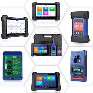 Image 2 - Autel MaxiIM IM608 wszystkie kluczowe narzędzie do programowania i Autel APB112 inteligentny klucz symulator i G BOX2