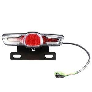 Электрический велосипед 5 Led задний светильник Электрический велосипед E-Bike светильник