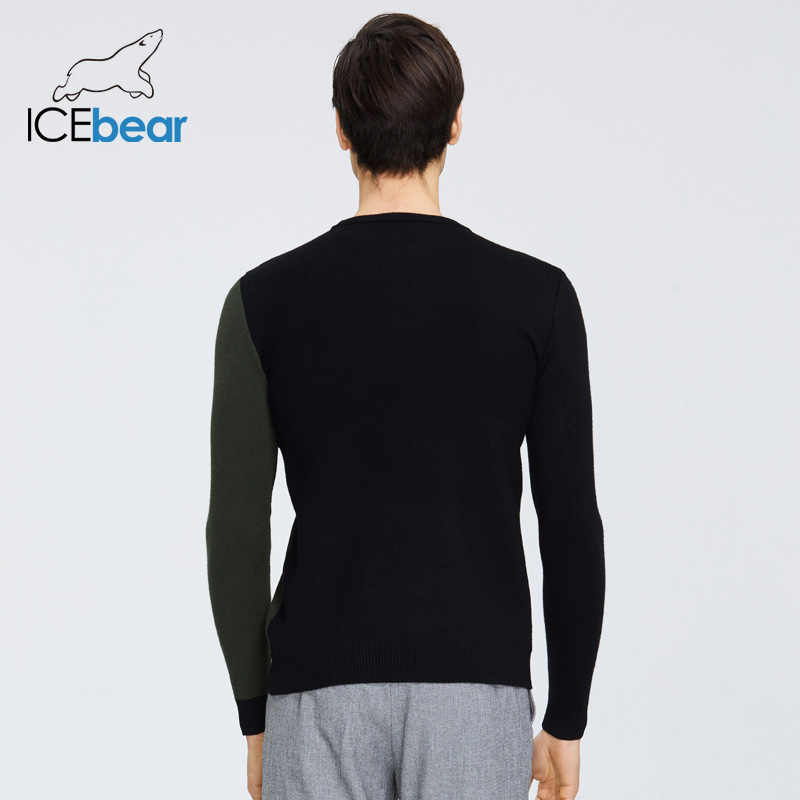 Icebear 2020 camisola masculina de alta qualidade à moda pulôver marca masculina roupas 1717