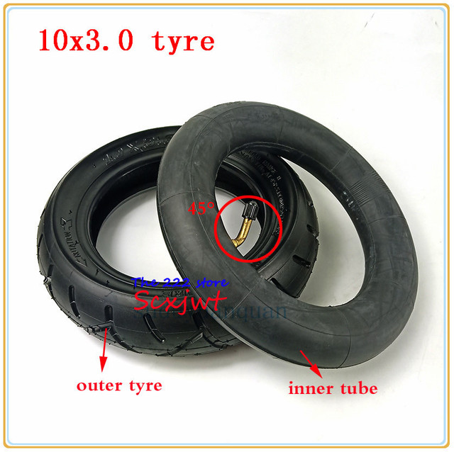 10x3.0 out Tyre inner tube For KUGOO M4 PRO Electric Scooter wheel 10 inch Folding electric scooter wheel tire 10*3.0 tire