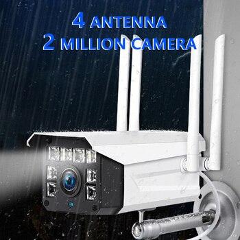 1080P Wireless Camera Surveillance Home Security IP Camera CCTV WiFi Camera P2P Baby Monitor Two Way Audio IR-Cut Night Vision 1080p wifi wireless security ip camera p2p pan tilt two way audio