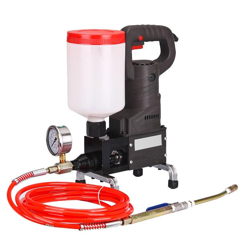 Machine d'injection de résine expory imperméable à haute pression de pompe d'injecteur d'unité centrale de grouter de polyuréthane pour la réparation de fissure
