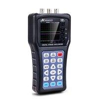 휴대용 핸드 헬드 오실로스코프 JDS6052S 디지털 스토리지 신호 함수 발생기 20MHz 오실로스코프 AC/DC 입력 커플 링 내구성