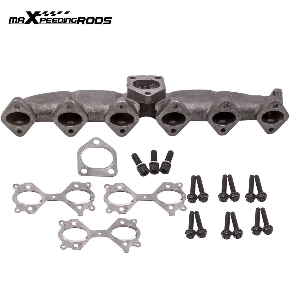 Exhaust Manifold for BMW E39 E61 E65 X5 3.0d 2.5d M57 M57N 325d 330d 525d 530d