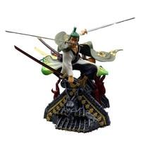 Haoyu Een Stuk Gk Action Figure Roronoa Zoro Anime 23M Glow Versie Pvc Model Collection Pop Speelgoed Prachtige Decoratie figma