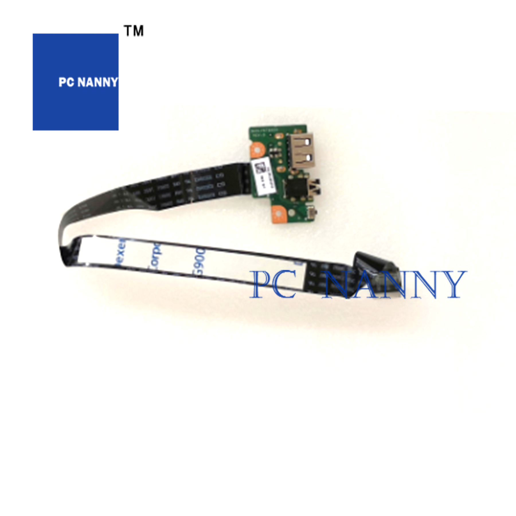 PCNANNY FOR  Lenovo V310-15 Isk Ikb Usb Board With Cable 5c50l59496 Test Good