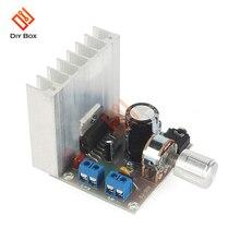 TDA7377 modulo scheda amplificatore 35W 35W Audio Stereo 2.0 canali amplificatore scheda Audio digitale per altoparlante AMP Home theater fai da te