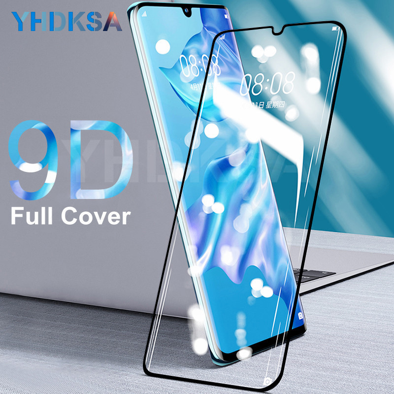9D Protective Tempered Glass For Huawei Mate 30 20 10 Pro 20X Screen Protector For Huawei Mate 30 20 10 9 Lite Glass Film Case