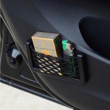 1х Автомобильная Сетчатая Сумка для хранения, наклейки в коробке для Chevrolet Cruze Aveo Lacetti Captiva Cruze Niva Spark Orlando Epica, аксессуары для парусного спорта