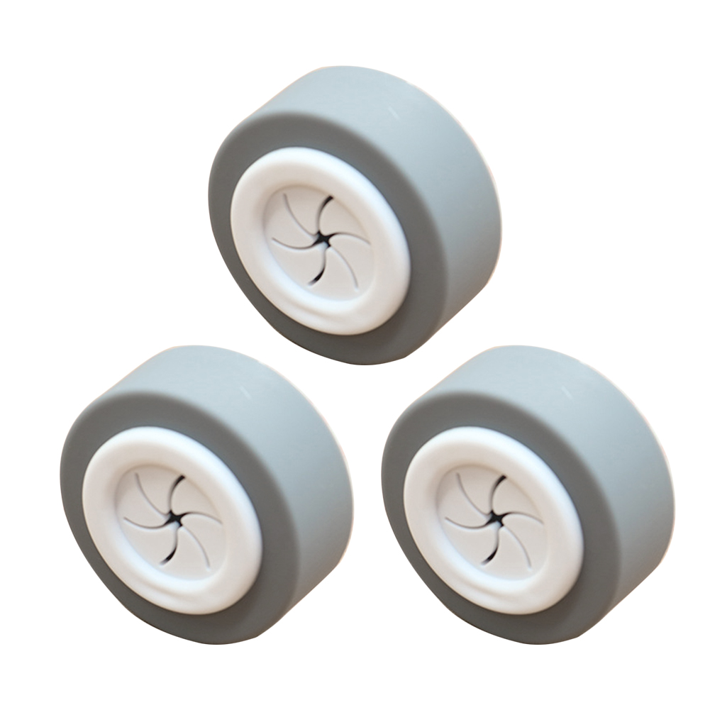 3pcs No Drilling Hanger Window Adhesive Hooks Round Home Towel Holder Modern Multipurpose Wall Mount Kitchen Firmly Bathroom