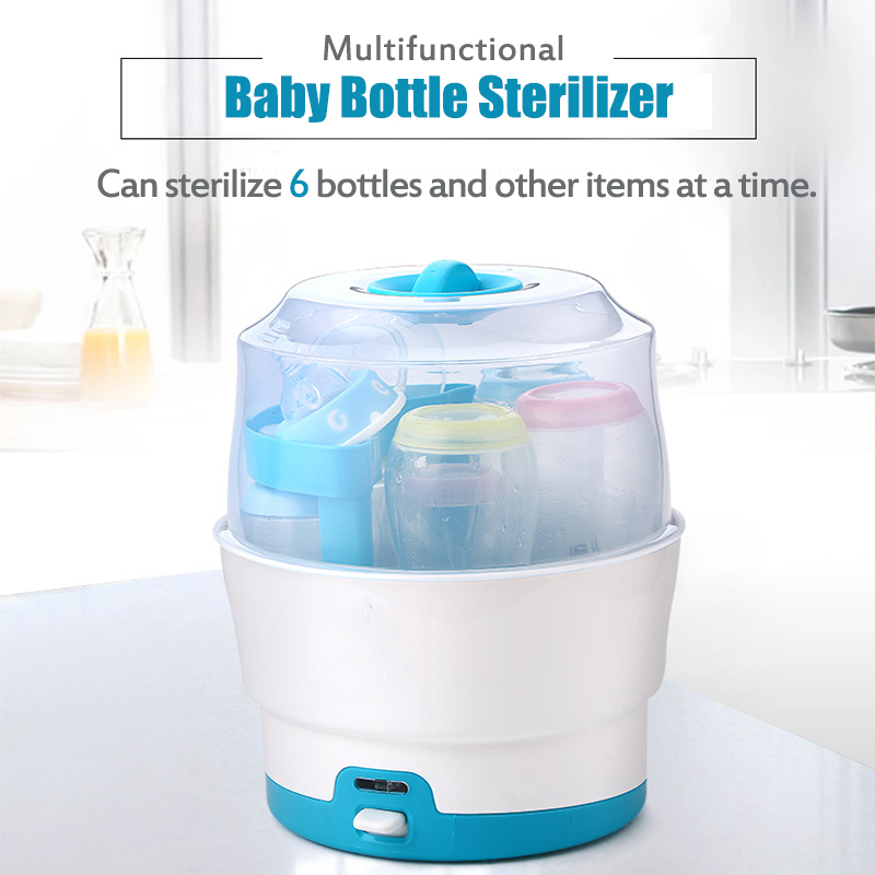 Multi-function Universal Baby Bottle Warmers Disinfection Fast Warm Milk Food & Nipple Toy Sterilizers Bottle Holder Storage Box