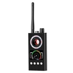 Detector de escáner K68 Detector de espía Detector de errores de cámara rf señal WiFi GPS Radio Dispositivo de teléfono buscador de protección privada