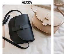 Fashion Luxury Handbags Women Bags Designer Handbag Bags for Women 2019 PU Saddle Messenger Shoulder Bag Crossbody Bag for Women