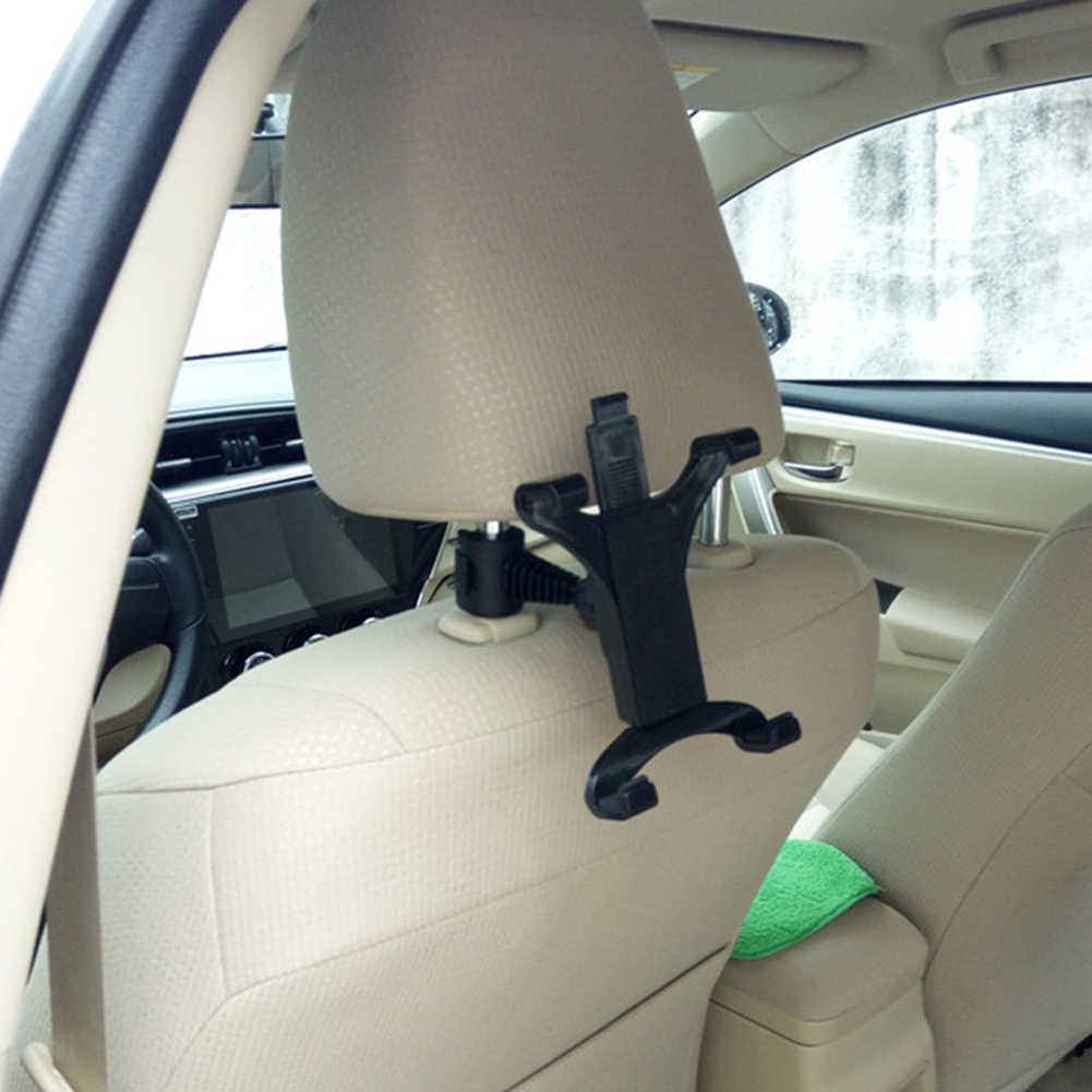 טלסקופי 360 תואר סיבוב רכב משענת ראש Tablet PC Stand רכב מושב אחורי מחזיק עבור iPad/סמסונג/Xiaomi/ huawei Tab