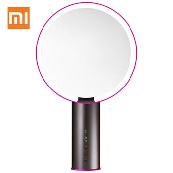 AMIRO LED Lighted Smart Sensor Makeup Mirror From 1 Youpin Cosmetics Vanity Makeup Mirror Espejo De Maquillaje