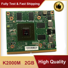 Video-Graphics-Card K2000M Mxm-3.0 Dell GPU for M4700/m4800 HP N14P-Q3-A2 CN-0D30WG 8560W