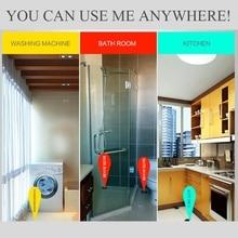 Deodorization Bathroom Silicone Sink Strainer Shower Channel Drain Odor Stopper