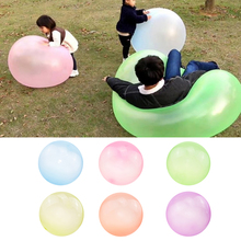 Balls Playing-Toys Water-Filled Soft Adults Outdoor Stretchy Inflatable Kids Children
