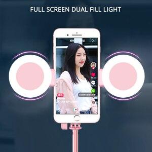"""Image 3 - Capsaver 67 """"Selfie Stok Bluetooth Universele Statief Selfie Stok met Licht Aluminium Stok Selfie voor Mobiele Android Smartphone"""