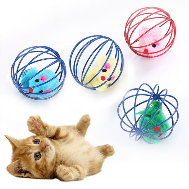 Cat Ball Toy 1pc 1