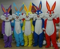 2019 Bunny Mascot Costume Cosplay Party Game Dress Outfit Advertising Halloween Adult Cosplay Gifts