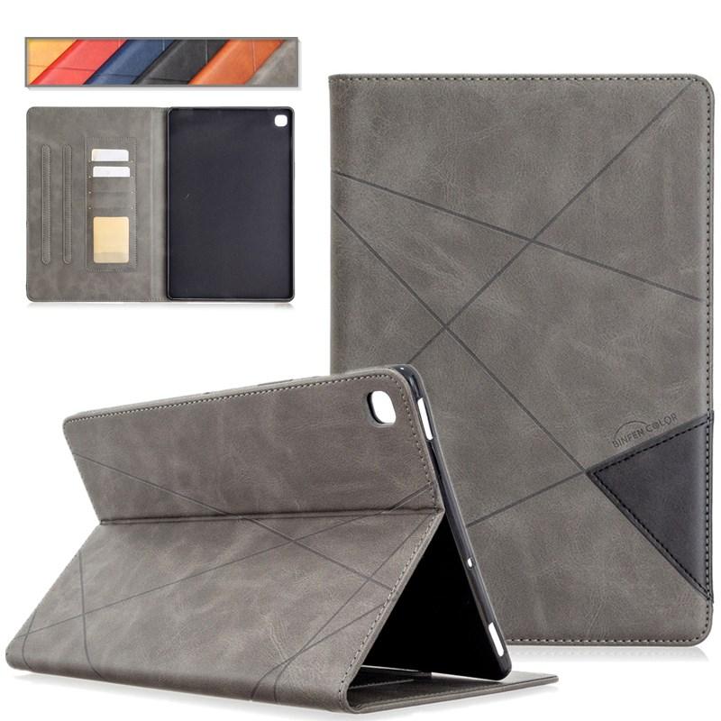 Case For Samsung Galaxy Tab S5E 10.5 2019 SM-T720 SM-T725 Flip PU Leather Full Smart Cover Stand Funda Tab S5E 10.5'' 2019 Coque-0