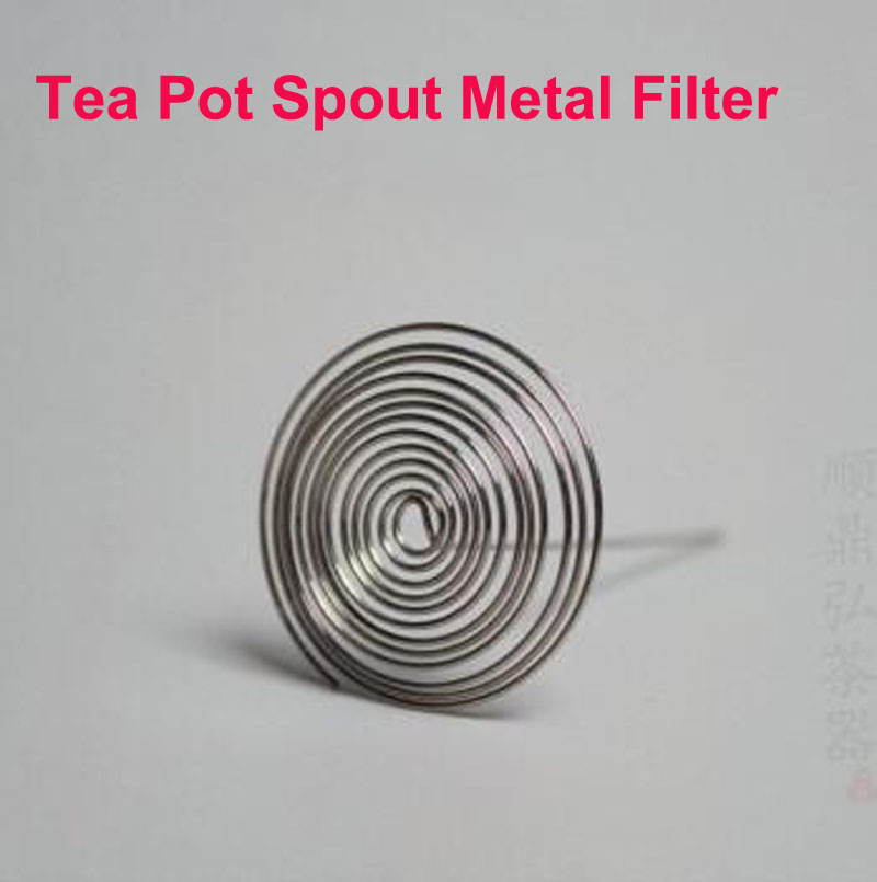 Stainless Steel Infuser,Glass Teapot Filter, Small Teapot Accessory