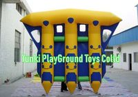 Inflatable Water Sport Games Ocean sports equipment gonflable flyfish inflatable water catapult blob