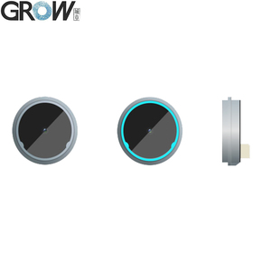 Image 4 - Crescer gm61 pequena interface redonda uart 1d/2d código de barras qr código código de barras módulo leitor