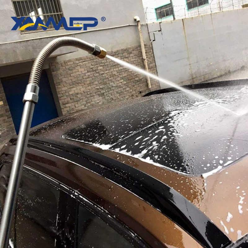 Auto Wassen Water Pistool Hoge Druk Water Flow Spray Water Kolom Schoonmaken Band Hogedrukreiniger Sprinkler Tool Watering Xammep