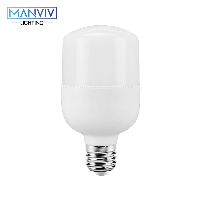 LED Bulb E27 NO Flicker Lamp 5W 10W 15W 20W 30W 40W 50W White Warm White 220V LED Light High Bright Lampada For Home Lighting