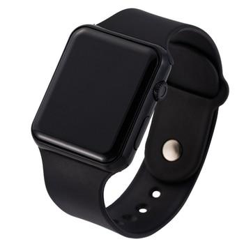 Мужские спортивные светодиодный часы Мужские Цифровые часы женские часы силиконовые электронные часы женские часы reloj hombre hodinky relogio masculino