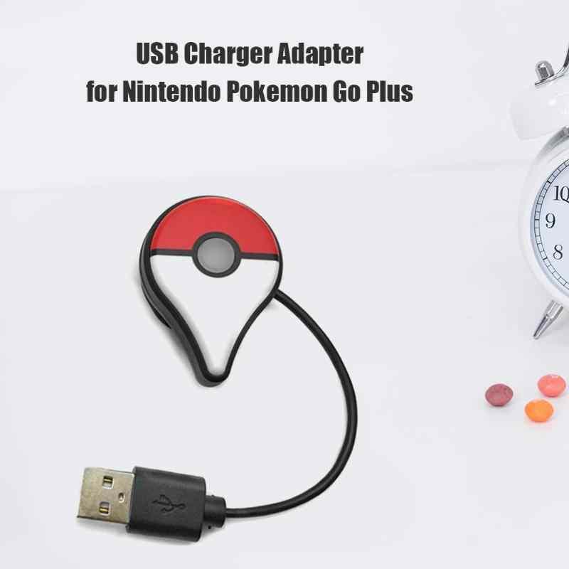 USB Charger Adapter batterij oplader Micro USB charger armband charger voor Nintend Pokemon Gaan Plus Bluetooth Polsbandje Horloge