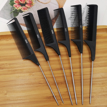 2020 New Version of Highlight Comb Hair Combs Hair Salon Dye Comb Separate Parting for Hair Styling Hairdressing Antistatic 1