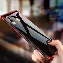 Mokoemi moda temizle yumuşak TPU kılıf Samsung Galaxy A40s A40 A30s A30 A20s A20 A20e A10s A10 telefon kılıfı kapak