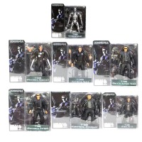7 Types 18cm NECA T-800 T-1000 The Terminator 2 Action Figure  PVC Action Figure CollectionToy Gifts