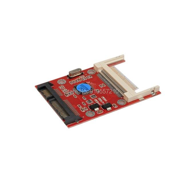 CF card to SATA Adapter JetMedia CF-SATA01 High Quality convert CF card to SATA