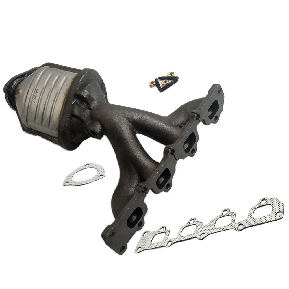 2.4L Catalytic Converter Exhaust Manifold for 2004-2008 Chevrolet Malibu 2.2L