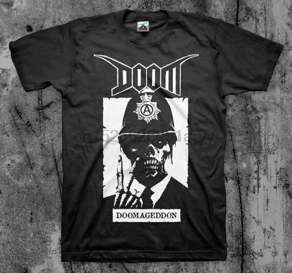 DOOM doomagnéeddon t-shirt (décharge orl perturber la croûte)