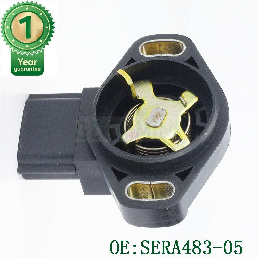 Otomobiller ve Motosikletler'ten Gaz Kelebeği Konum Sensörü'de En kaliteli oem 226200S320 22620 31U01 SERA483 05 TPS gaz kelebeği konum sensörü 200SX S14 nissan Maxima için A32 title=
