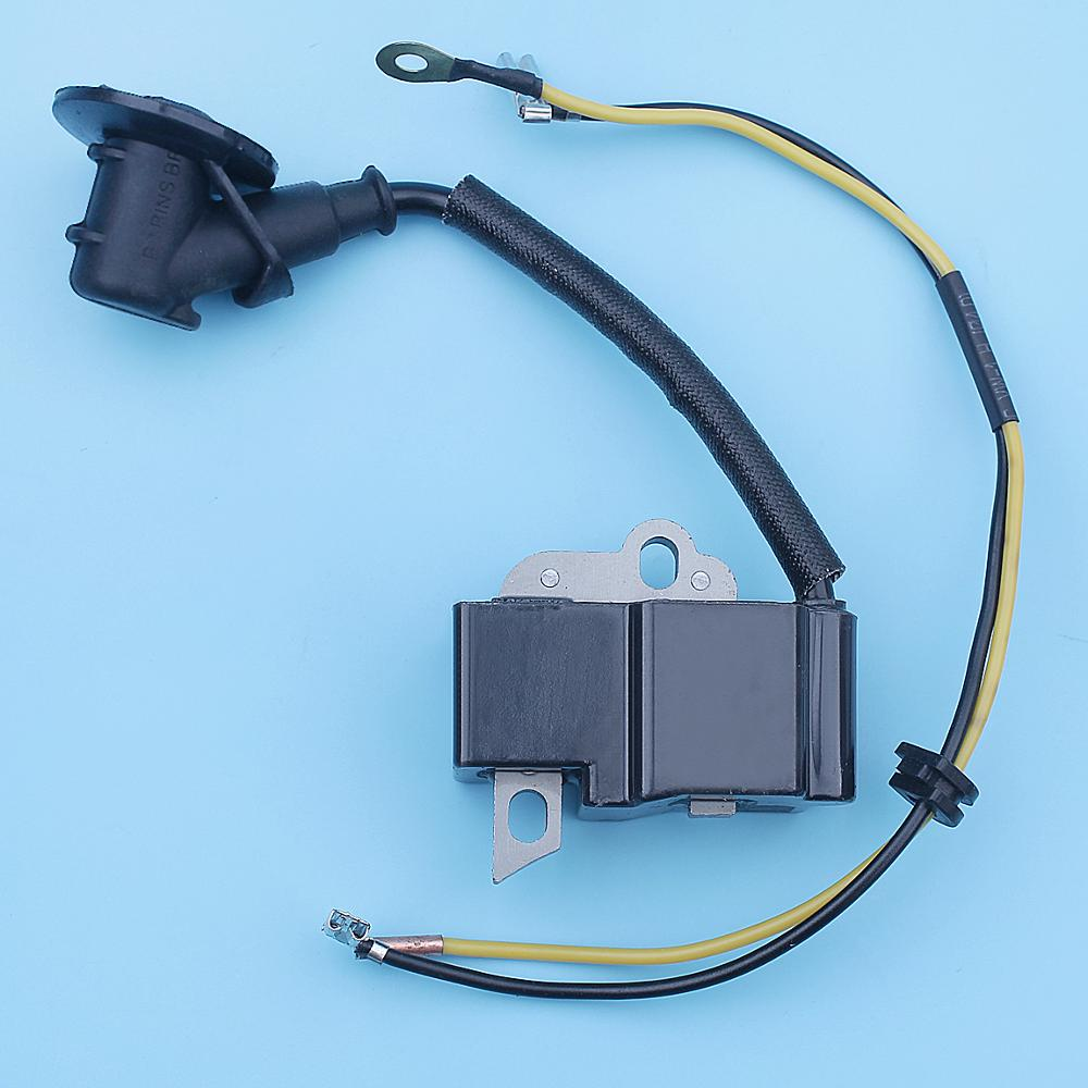 Ignition Coil Wire Magneto For Stihl MS251 MS 251 MS251C MS261C MS231 Chainsaw 1141 400 1307 Replacement Spare Part Before 2012
