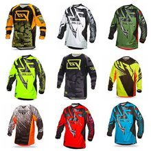 Camisa de motocross downhill mtb maillot ciclismo jeresy fxr ciclismo mountain bike dh hombre jersei secagem rapida hpit raposa