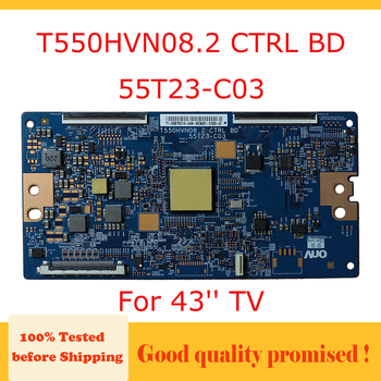tcon board T550HVN08.2 CTRL BD 55T23-C03 43'' tv Logic Board for 43 inch TV Professional Test Board 55T23 C03 Free Shipping image