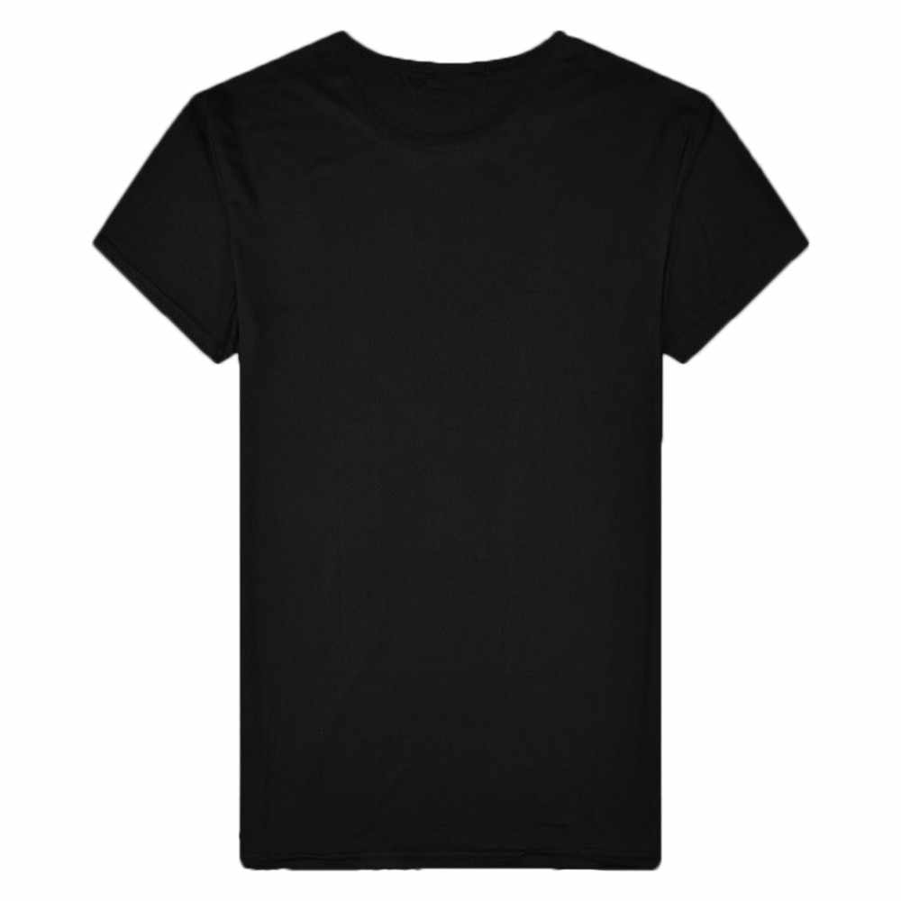 Yaz T Shirt erkek 2020 Casual baskılı Slim Fit temel erkekler T Shirt yaz Casual erkek tişört en Camiseta Masculina Ropa