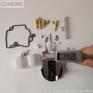 Image 4 - PD18J PD19Jคาร์บูเรเตอร์Rebuild Kit/ชุดซ่อม/ไดอะแฟรมชุดเมมเบรน (16มม.) สำหรับสกู๊ตเตอร์Moped 139QMB 147QMD GY6 50 60 80cc