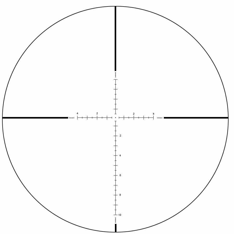 WESTHUNTER TMD 4-14X44SF FFP Scope Primer plano Focal lado paralaje caza Riflescope largo ojo alivio táctico óptico vistas