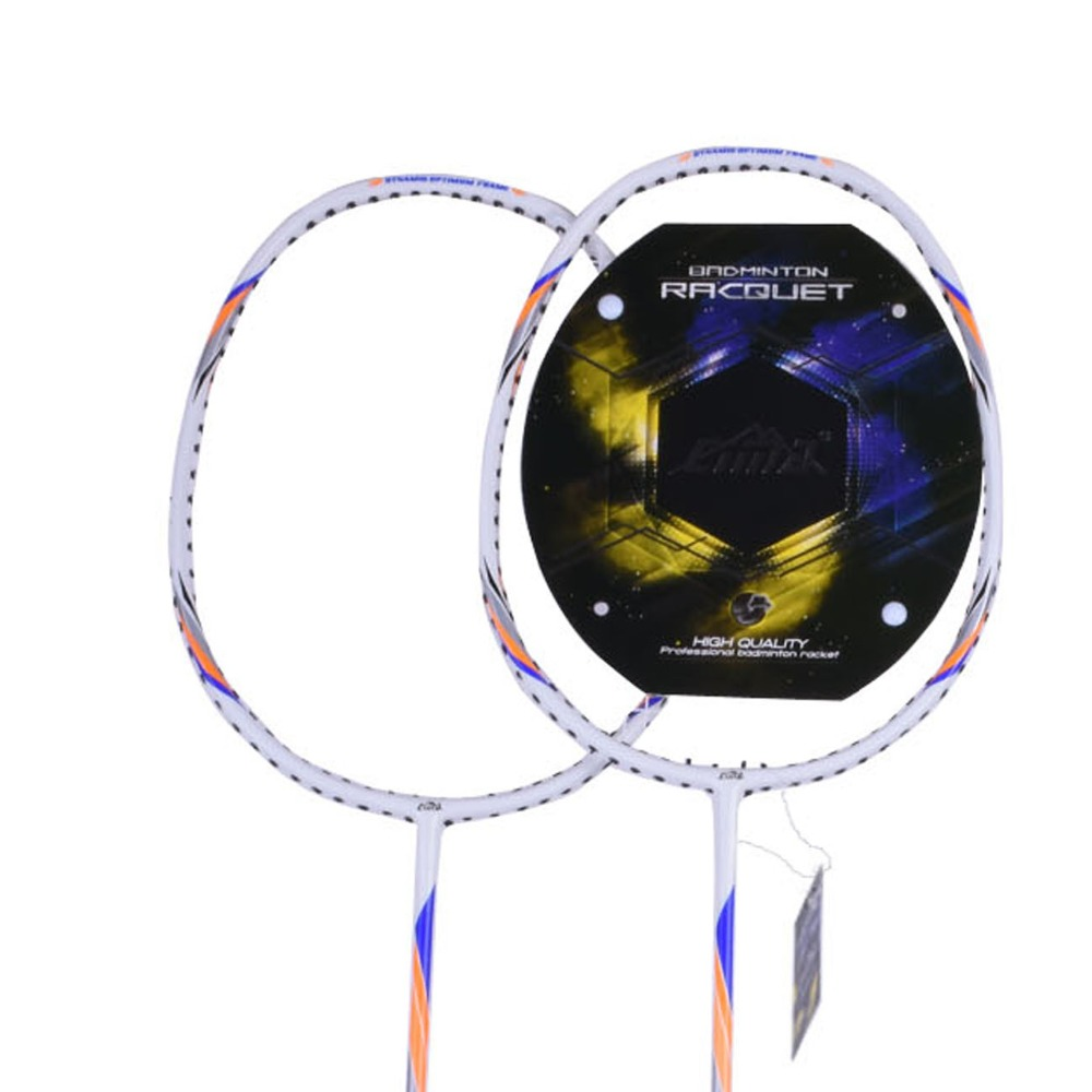 CIMA Carbon Badminton Racket Professional With String Bag Badminton Racquet Shuttlecock